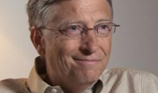 Microsofts Smartphone-Strategie: Bill Gates ist unzufrieden