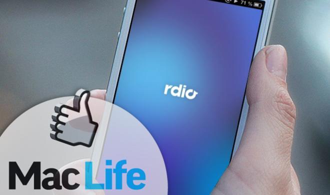 Editor's Choice: Rdio, Musik-Streaming auf iPhone und Mac