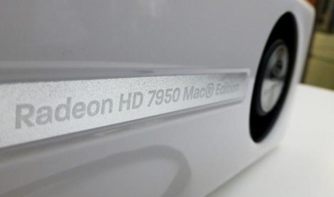 CeBIT 2013: Sapphire zeigt High-End-Grafikkarte Radeon HD 7950 Mac Edition