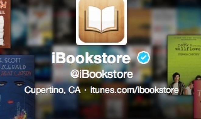 """Netzfundstück: Offizieller iBookstore-Account """"verzwitschert"""" sich"""