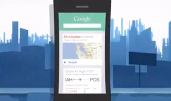 Promo-Video für Google Now iOS tauchte auf YouTube auf
