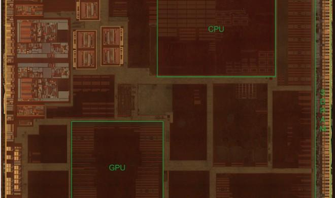 Kleiner A5-Chip im Apple TV enthält nur einen Prozessorkern