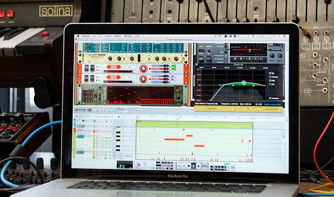 Propellerhead Reason geht in Runde 7