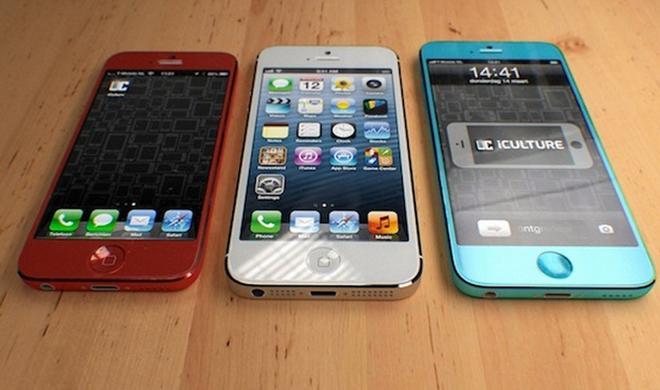 Konzept: So könnte ein farbiges Plastik-iPhone aussehen
