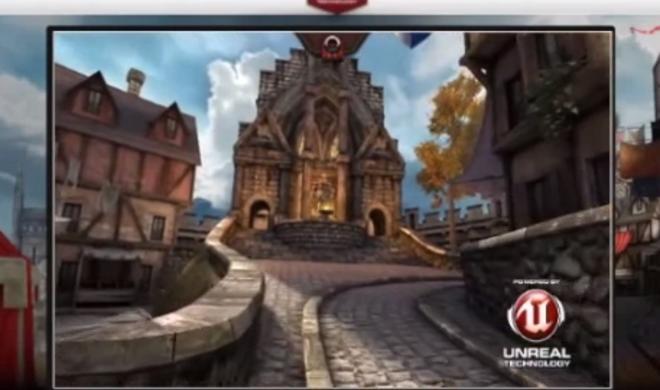 Mozilla und Epic Games portieren Unreal Engine 3 auf den Webbrowser