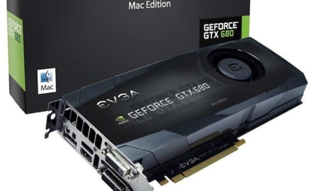 Neue Mac-Grafikkarte: EVGA kündigt GeForce GTX 680 Mac Edition an