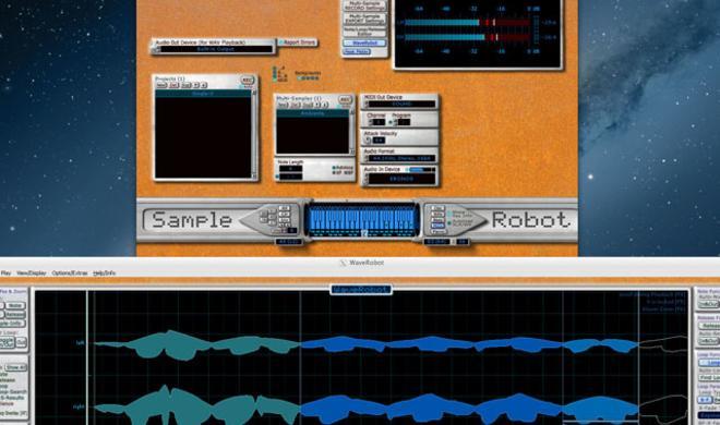 Skylife SampleRobot Single-X für OS X erhältlich