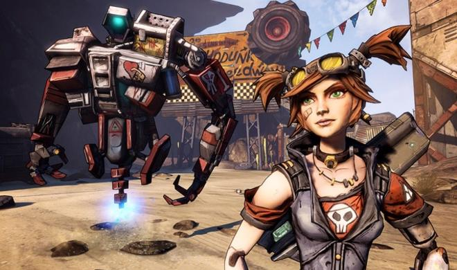 Borderlands 2: Ultimate Vault Hunters Upgrade Pack für Mac-Version veröffentlicht