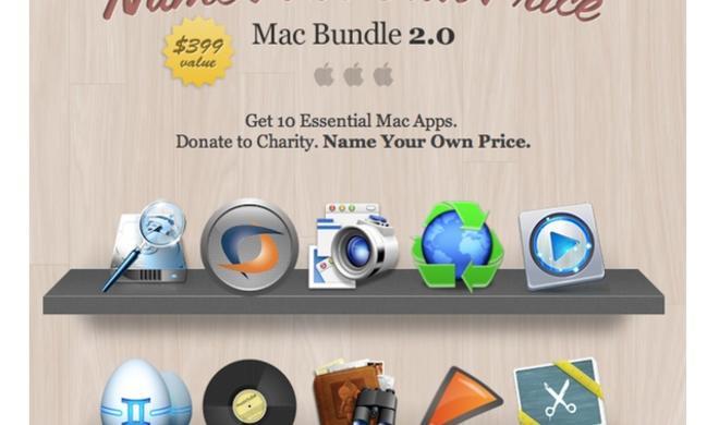 Zahl was du willst: 10 Mac-Apps zum Super-Schnäppchenpreis