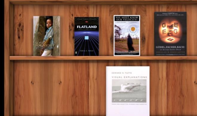 Digitales Regal für Bücher, DVDs und mehr: Delicious Library 3 veröffentlicht