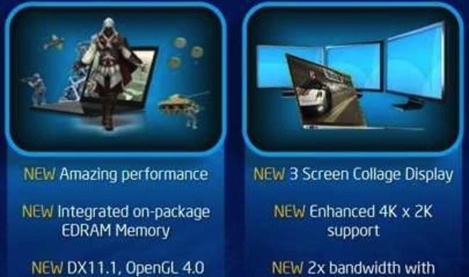 Intel gibt weitere Details zum Haswell-Prozessor bekannt