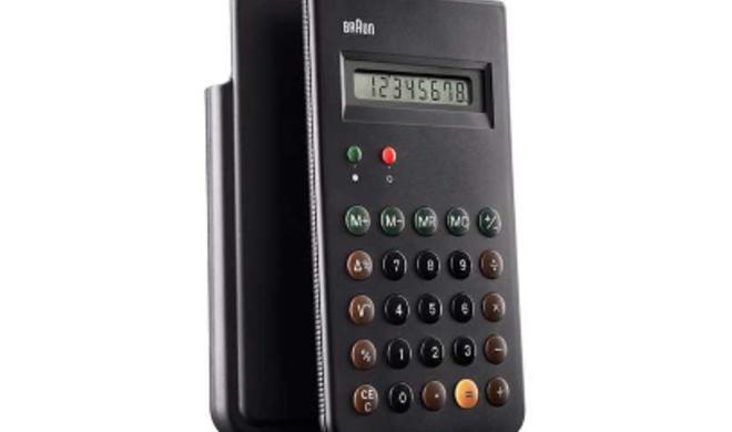 Klassischer Braun-Taschenrechner soll neu veröffentlicht werden