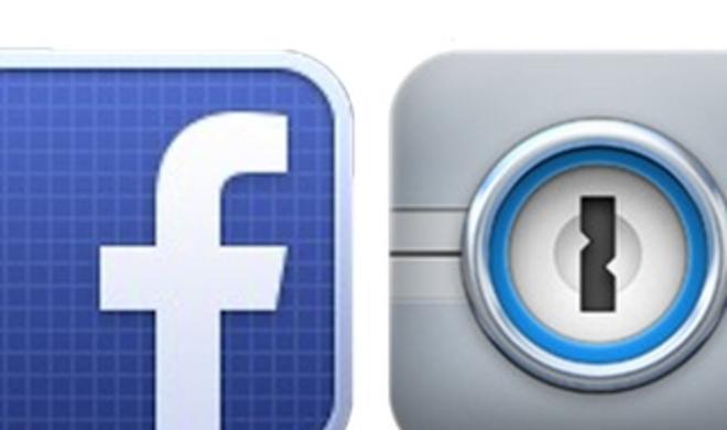 Aktualisiert und verbessert: Neue Versionen der Facebook- und 1Password-App erschienen