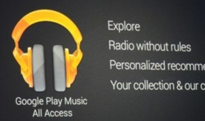 "Konkurrenz für Spotify und Co.: Google startet eigenen Musikabodienst ""Google Play Music All Access"""
