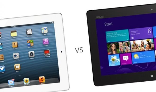 Tablets im Vergleich: Microsoft hat sich verrechnet