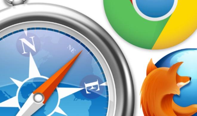 Safari, Chrome & Firefox: Vor, zurück und zum Seitenanfang per Tastenkürzel