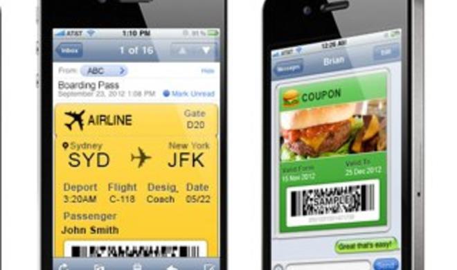 Skycore liefert Passbook-Ticketsund Gutscheinevia MMS aus