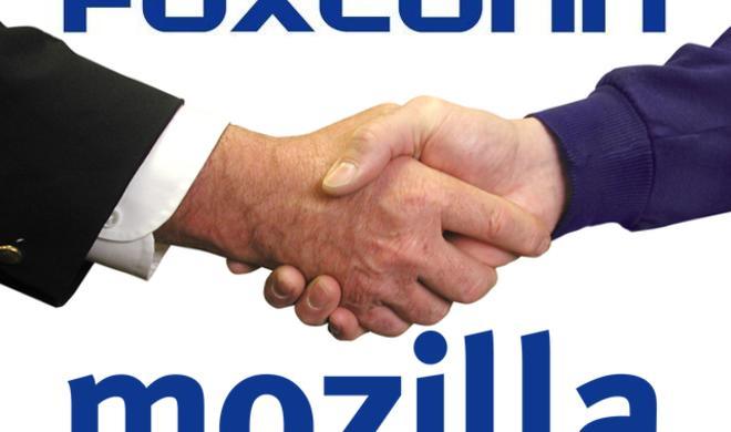 Firefox Smartphones & Tablets: Foxconn und Mozilla sind künftig Partner