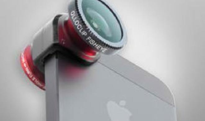 Olloclip: iPhone-Objektiv ab sofort mit maßgeschneiderter App