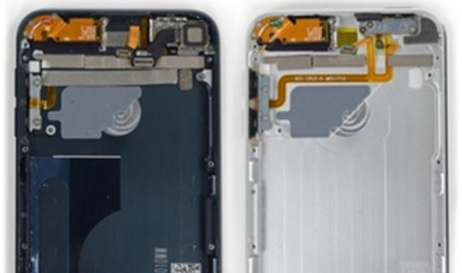 Neuer iPod touch: Teardown enthüllt lediglich marginale Änderungen im Geräteinneren