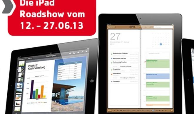 """CPN lädt zur bundesweiten """"Apple iPad im Business Roadshow"""""""