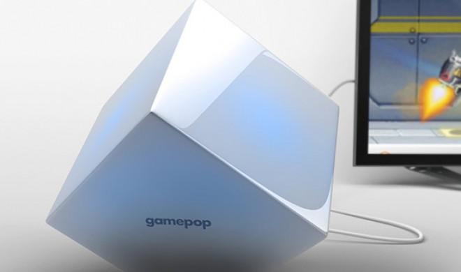 GamePop-Spielekonsole soll auch iOS-Apps ausführen