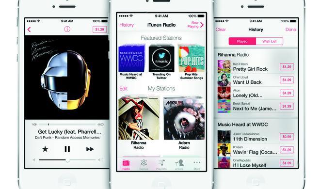 Apples iTunes Radio bekommt Anzeigen-Chef