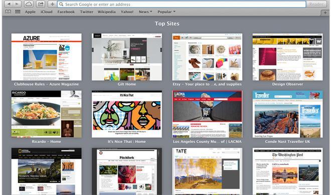 WWDC 2013: Apple enthüllt verbesserten Internet-Browser Safari 7