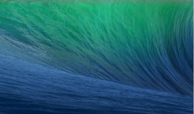Ein Hauch von OS X Mavericks: Apple stellt Wallpaper zum Download bereit