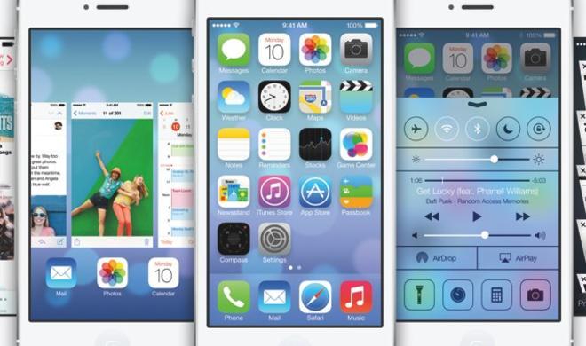 iOS 7: Neue Funktionen für Entwickler, neue Features für Alle