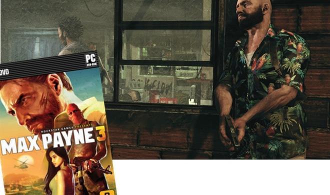 Noch diese Woche: Max Payne 3 erscheint für den Mac