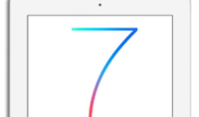 iOS 7: So sieht das neue Betriebssystem auf dem iPad aus