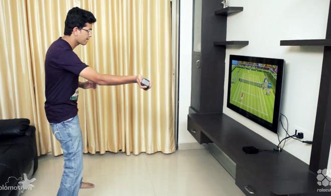 Motion Tennis: Wii-Sports-Tennis-Klon für iPhone und Apple TV