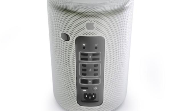 Netzfundstück: Mac Pro 2013 trifft Mac Pro 2009