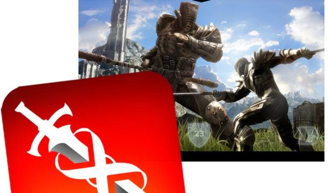 Infinity Blade 3 in Entwicklung