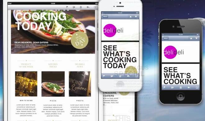 Mail Designer: Pro-Version unterstützt Gestaltung Smartphone-optimierter Newsletter