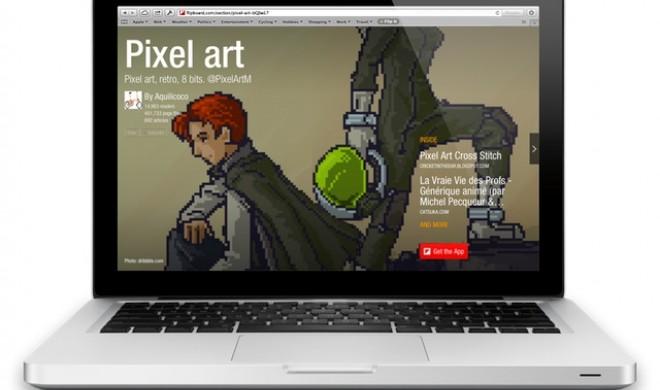 Flipboard ab sofort auch im Browser verfügbar