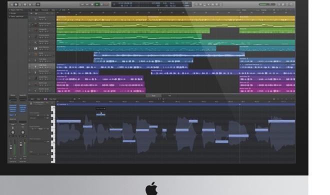 Apple veröffentlicht Logic Pro mit Unterstützung für 24-bit-Audio-Dateien