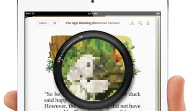 Verräterisches iOS 7: iPad mini 2 mit A6-Prozessor und ohne Retina-Display?