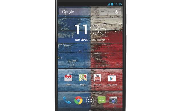 Motorola zeigt neues Moto X Smartphone mit bis zu 24 Stunden Akkulaufzeit