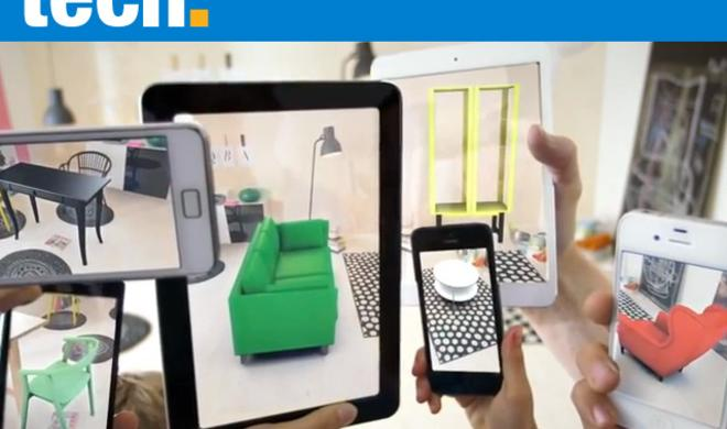 [Lesetipp] IKEA-App für Android und iOS blendet Möbel in die Wohnung ein