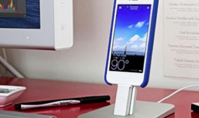 HiRise: Twelve South zeigt neuen, schicken iPhone-Ständer ausAluminium