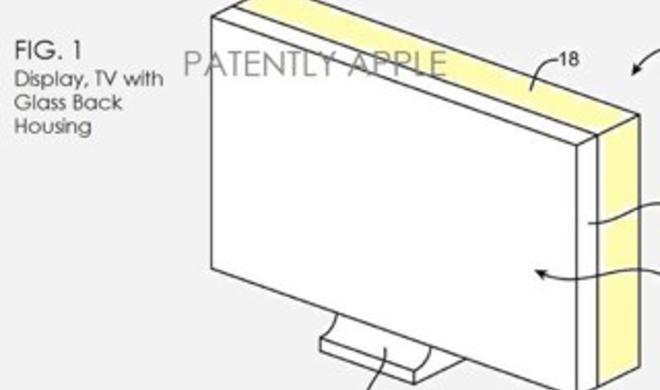 Für den Apple-Fernseher: Apple will Patent auf neuartige Gehäuse aus Glas