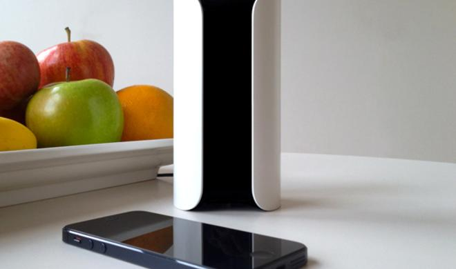 iPhone-Home-Security-System erreicht Finanzierungsziel
