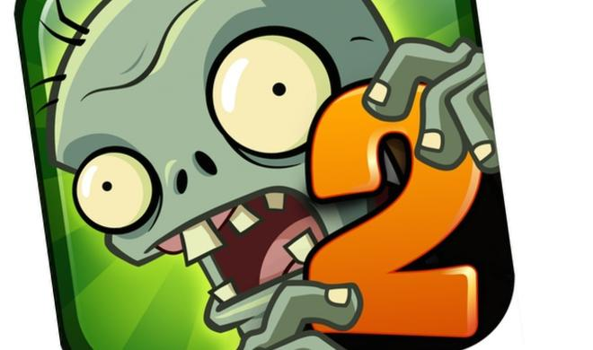 Fast 25 Millionen Downloads: Plants vs. Zombies 2 für iOS weiterhin auf Erfolgskurs