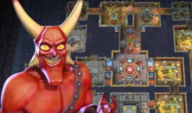 Dungeon Keeper kehrt als iOS- und Android-App zurück