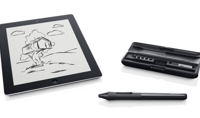 Intuos Creative Stylus: Wacom kündigt druckempfindlichen Stift für iPad an