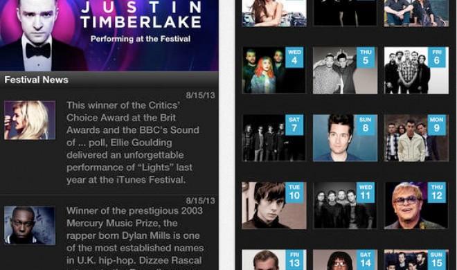 Live-Konzerte: iTunes Festival meldet sich im App Store und auf Apple TV zurück
