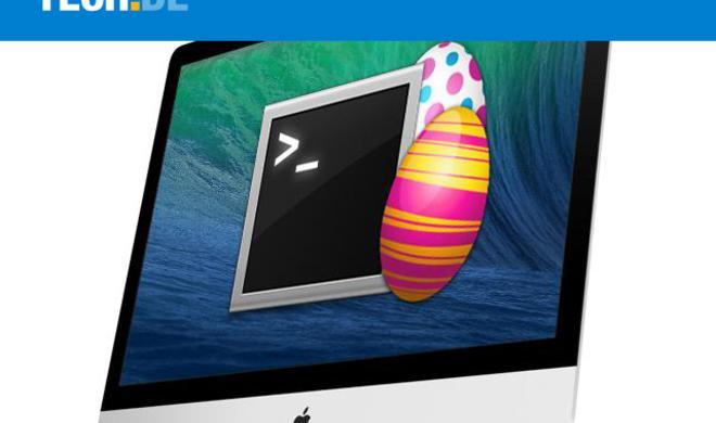 [Lesetipp] Spezial: Easter-Eggs im Mac-Terminal