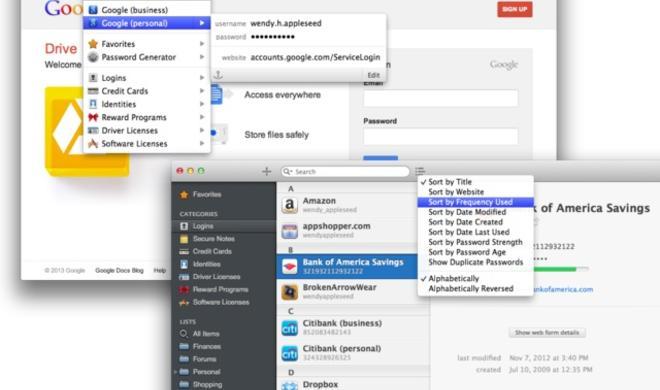 1Password 4 für den Mac: Diese Features bringt die neue Version der Passwortverwaltung